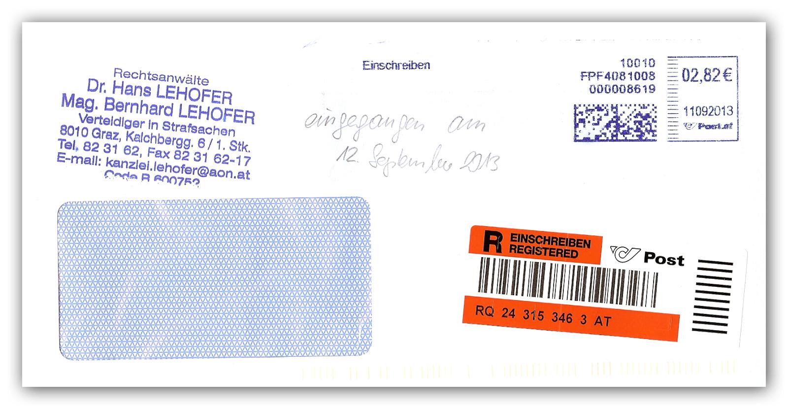 130912 RA Lehhofer_Eustacchio_Kuvert_