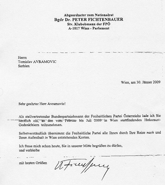 Fichtenbauer_Avramovic_Einladung