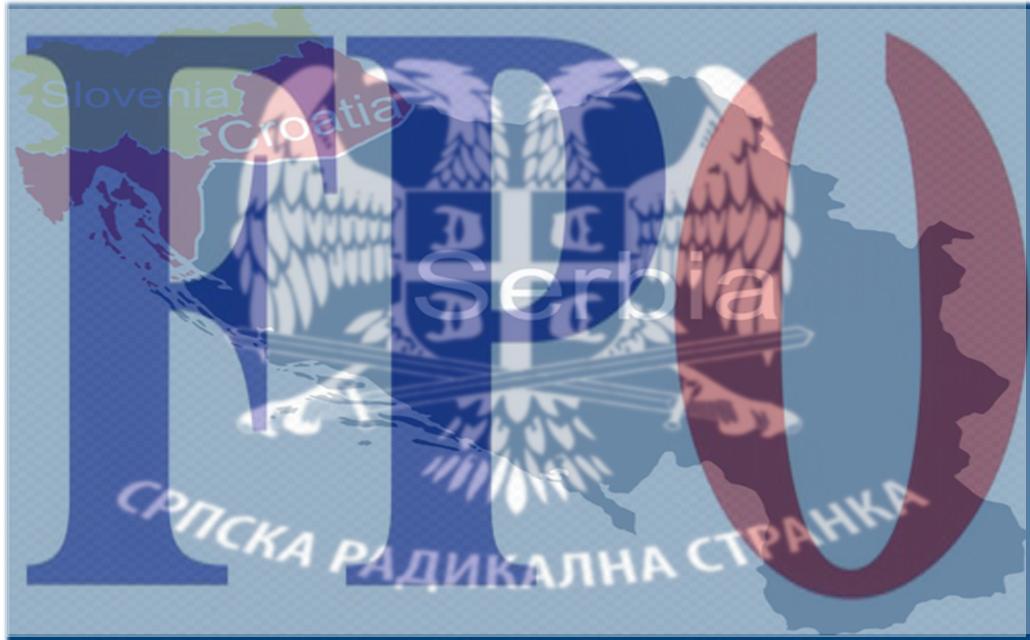 Serbien FPÖ Kopfb!