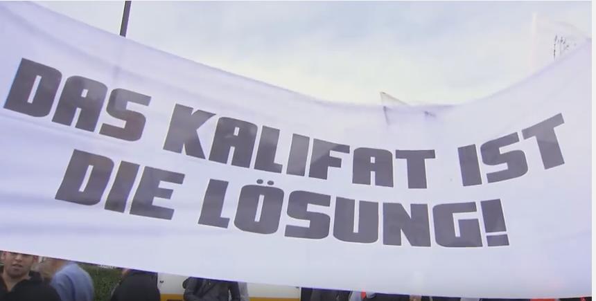 Kalifat ist Lösung