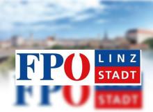logo FPÖ Linz Kopf