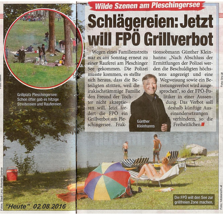 160803 FPÖ fordert Grillverbot