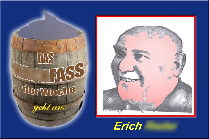 K. Erich Reder Gaus!
