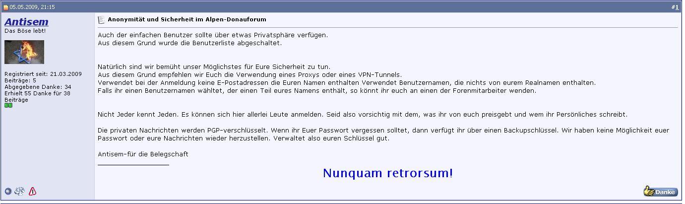 090505 Anonymität und Sicherheit