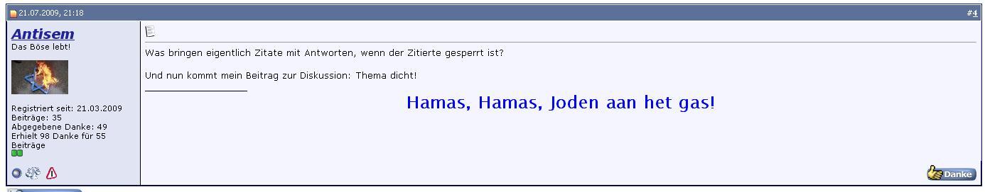 21.07.2009 Juden