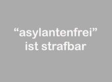 asylantenfrei