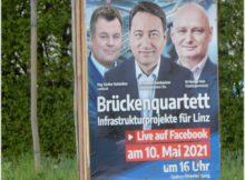 Aus drei mach vier: FPÖ